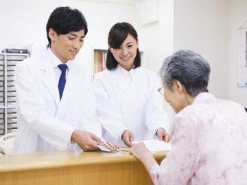 調剤薬局での仕事