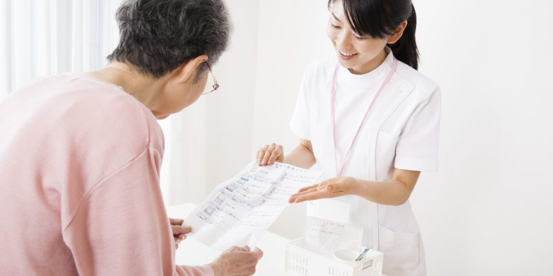 調剤薬局で働く薬剤師